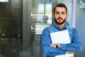Portrait of Systems Administrator